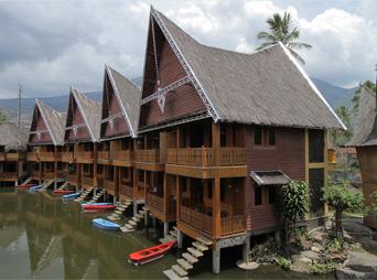 Balai Batak Toba